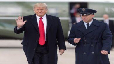 ترامب درس توجيه ضربة عسكرية لإيران وماكونيل ينتقد انسحابه من أفغانستان!