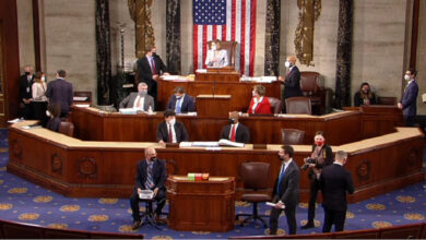 مجلس النواب يتجه لإقرار حزمة الـ1.9 تريليون دولار قبل نهاية فبراير