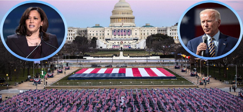 رسميًا- بايدن الرئيس الـ46 لأمريكا وهاريس أول امرأة نائبة للرئيس
