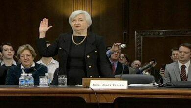 وزيرة الخزانة تدعو لتسريع إقرار حزمة الـ 1.9 تريليون دولار