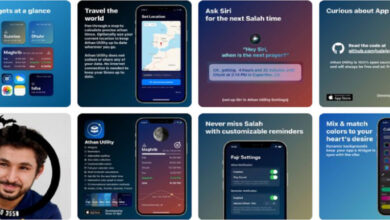 آمن ومجاني.. أمريكي عربي يصمم تطبيقًا مميزًا للتذكير بأوقات الصلاة