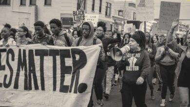 """ترشيح حركة """"حياة السود مهمة"""" لجائزة نوبل للسلام"""