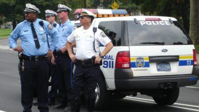 فصل شرطي في ولاية فلوريدا بسبب كورونا