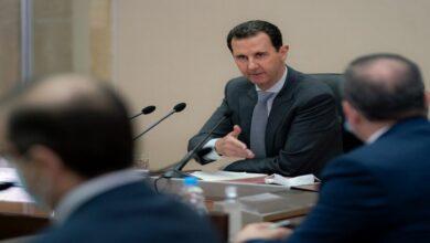 صحيفة تكشف تفاصيل اتفاق تطبيع كان سيتم بين سوريا وإسرائيل