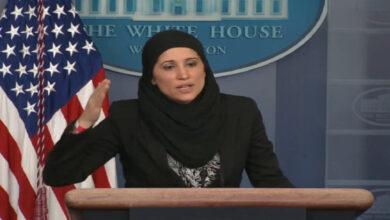 سميرة فاضيلي.. مسلمة محجبة في منصب هام بالبيت الأبيض