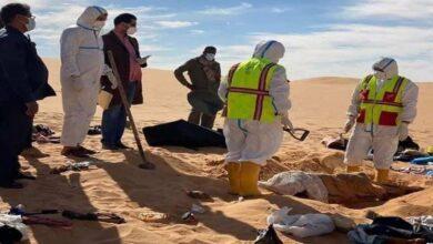 الجوع والعطش يقتل عائلة سودانية من 8 أفراد في الصحراء الليبية