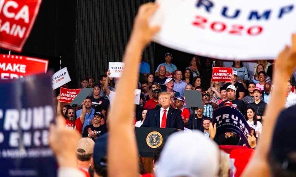 مزاعم ترامب بشأن الانتخابات كلّفت دافعي الضرائب 519 مليون دولار