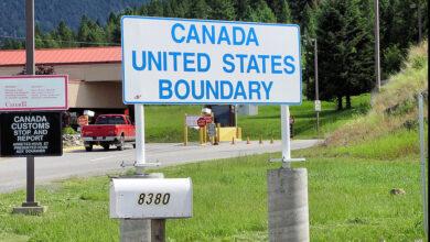 ترودو يعلن استمرار غلق الحدود الكندية الأمريكية