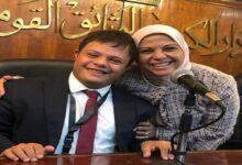 حصري- حوار مع والدة أول معيد بجامعة مصرية من أصحاب متلازمة داون!