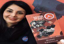 """""""ديانا تروجيلو"""".. من عاملة نظافة إلى عالمة فضاء بوكالة ناسا"""
