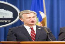 مدير FBI يكشف تصاعد حوادث الإرهاب الداخلي في أمريكا